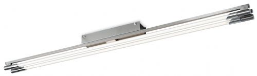 Firstlight 2339BS Brushed Steel Casa Flush Fitting